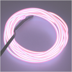 Electroluminescent Wires