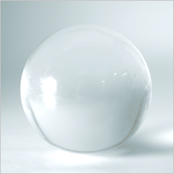 Clear Cast Spheres