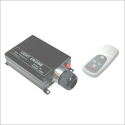 Fiber Optic Projectors