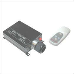 Fiber Optic Projectors