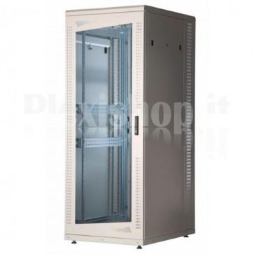 "Armadio Server Rack 19"" 800x1000 42 Unita' Grigio"