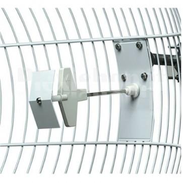 Antenna Parabolica High-Gain grigliata per esterno