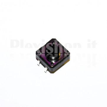 Micro pulsante tattile 12x12 mm