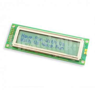 Modulo Display LCD2002