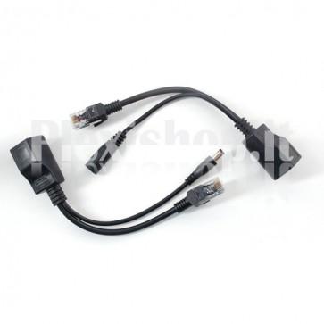 Iniettore PoE/PoE Alimentazione via Ethernet