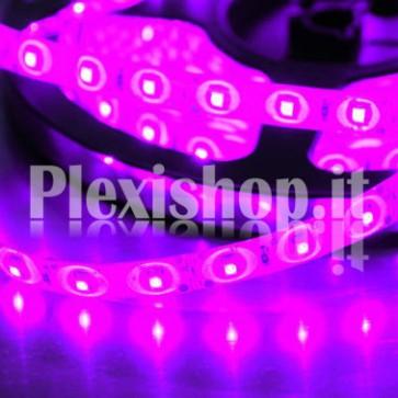 RGB - Bobina striscia LED Media Luminosità 30 led / metro NO IP
