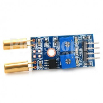 Arduino Sensore di Vibrazione a Tilt per due assi