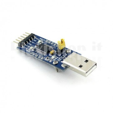 Convertitore USB/RS232