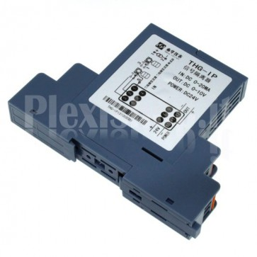 Convertitore di segnale da 0-20 mA a 0-10 V