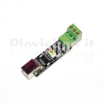 FT232RL adattatore microUSB RS-485 TTL