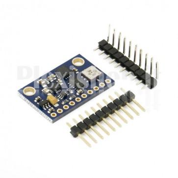 Misuratore di Accelerazione su tre assi per Arduino