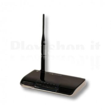 Modem Router Adsl 2+ Wireless 150N