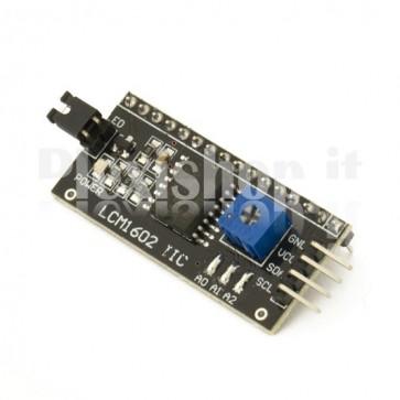 Modulo LCM1602 - LCD Serial Adapter