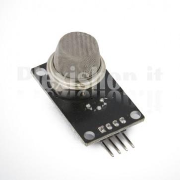 Modulo Sensore di Gas Naturale MQ-5