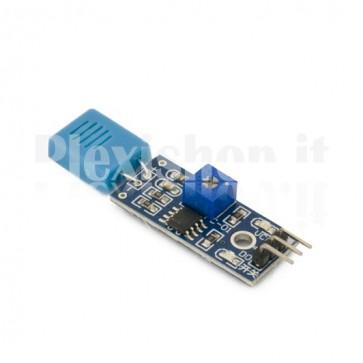 Modulo Sensore di Umidità HR202