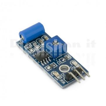 Modulo Sensore di Vibrazione a Tilt FC-01