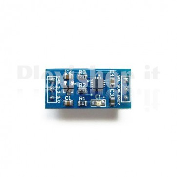 Modulo bussola digitale HMC5883L