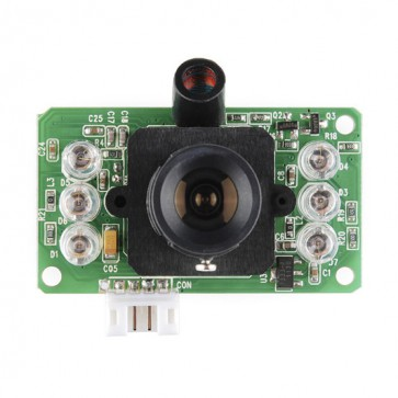 Modulo fotocamera infrarossi seriale