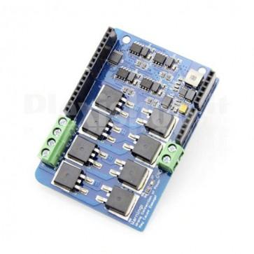 Motor Shield 2 Canali 8° per Arduino