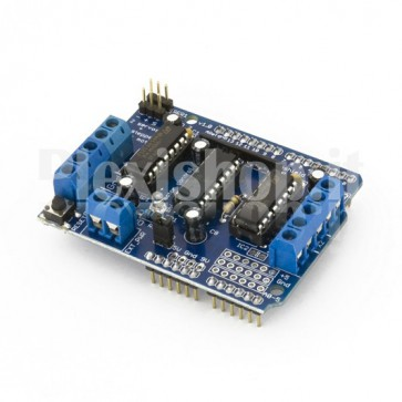 Motor Shield Servo/Stepper/DC