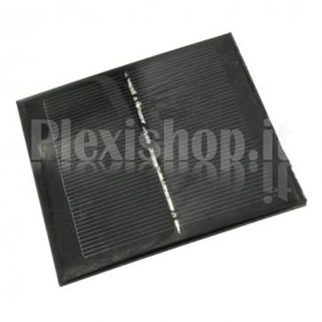 Pannello Solare 5.5V 1W