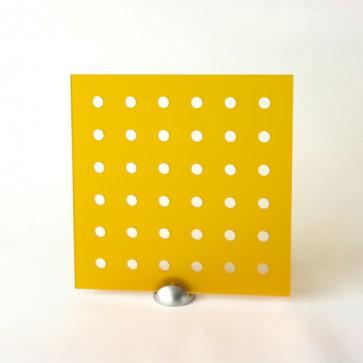 Plexiglass Preforato Colorato - Bubble 30