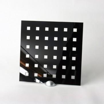 Plexiglass Preforato Colorato - Square 30