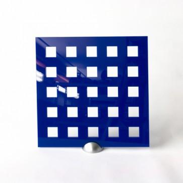 Plexiglass Preforato Colorato - Square 40
