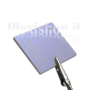 Plexiglass bianco  PERLA B60 - Perlescenza azzurra