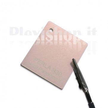 Plexiglass bianco  PERLA R30 - Perlescenza rosa