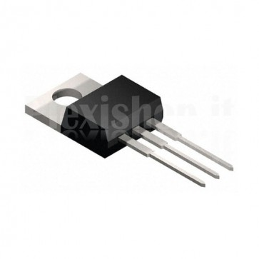 Regolatore di tensione lineare L7805CV