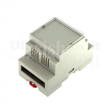 Scatola strumentazione guida DIN – 53x87x58 mm