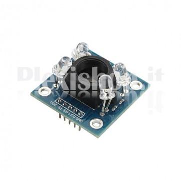 Sensore rilevatore colore GY-31