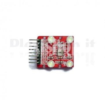 Sensore rilevatore colore YL-64