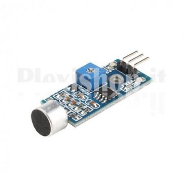 Sensore sonoro FC-04 con soglia impostabile