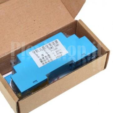 Trasmettitore di temperatura PT100 – 4~20mA