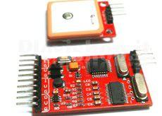 Modulo OSD + antenna GPS passiva da 3dB
