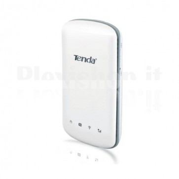 Router Wireless 3G/HSPA+ Slot SIM 150N Portatile 3G186R