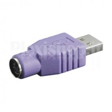 Adattatore PS2 femmina/USB A maschio