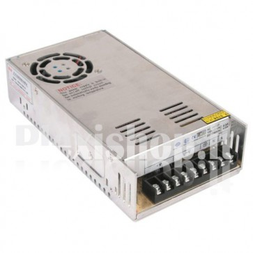 Alimentatore Switching 5+12 Volt - 10+5 A