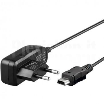 Alimentatore da Viaggio (100-240V AC) Mini USB 1A