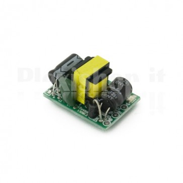 Alimentatore switching 9V 500mA