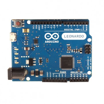 Arduino Leonardo CON headers