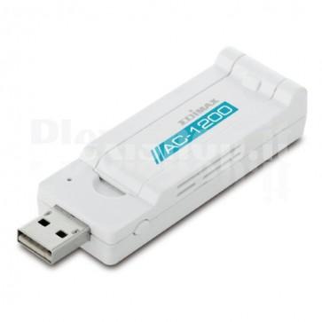 Adattatore Wireless AC1200 Dual band USB