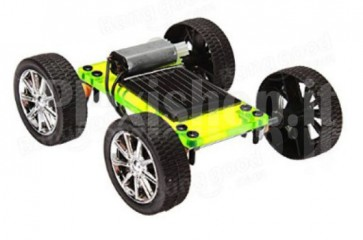 Automobile robot a energia solare