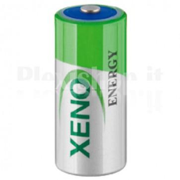Batteria 2/3AA - 3,6 V 1650mA litio cloruro di tionile