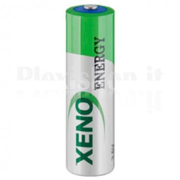 Batteria AA  - 3,6 V 2400mA litio cloruro di tionile