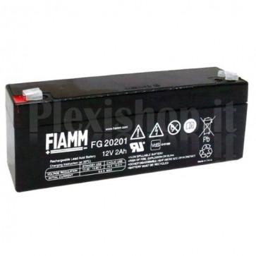 Batteria al Piombo 12V 2Ah (Faston 4,8mm)