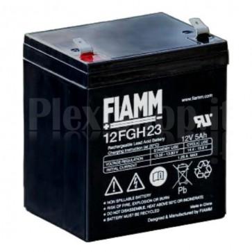 Batteria al Piombo 12V 5Ah (Faston 6,3mm)