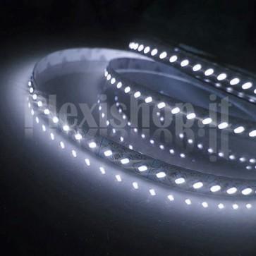 BIANCO FREDDO - Striscia LED SMD 3014 168 Led/Metro
